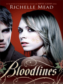 Bloodlines by Richelle Mead, Chapter 1