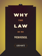 Why the Law Is So Perverse