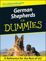German Shepherds For Dummies
