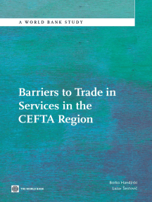 Barriers to Trade in Services in the CEFTA Region