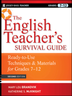 The English Teacher's Survival Guide