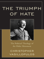 The Triumph of Hate