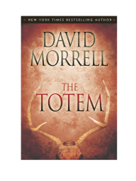 The Totem by David Morrell