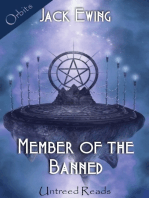 Member of the Banned
