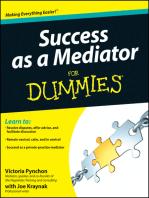 Success as a Mediator For Dummies